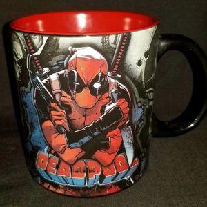 20oz Deadpool mug